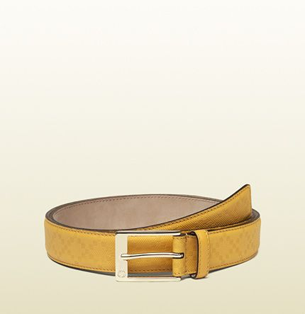 2bcffb6a8610 leather belt with square buckle from Gucci. Ship to the GCC with Ship Ace    www.shipace.com