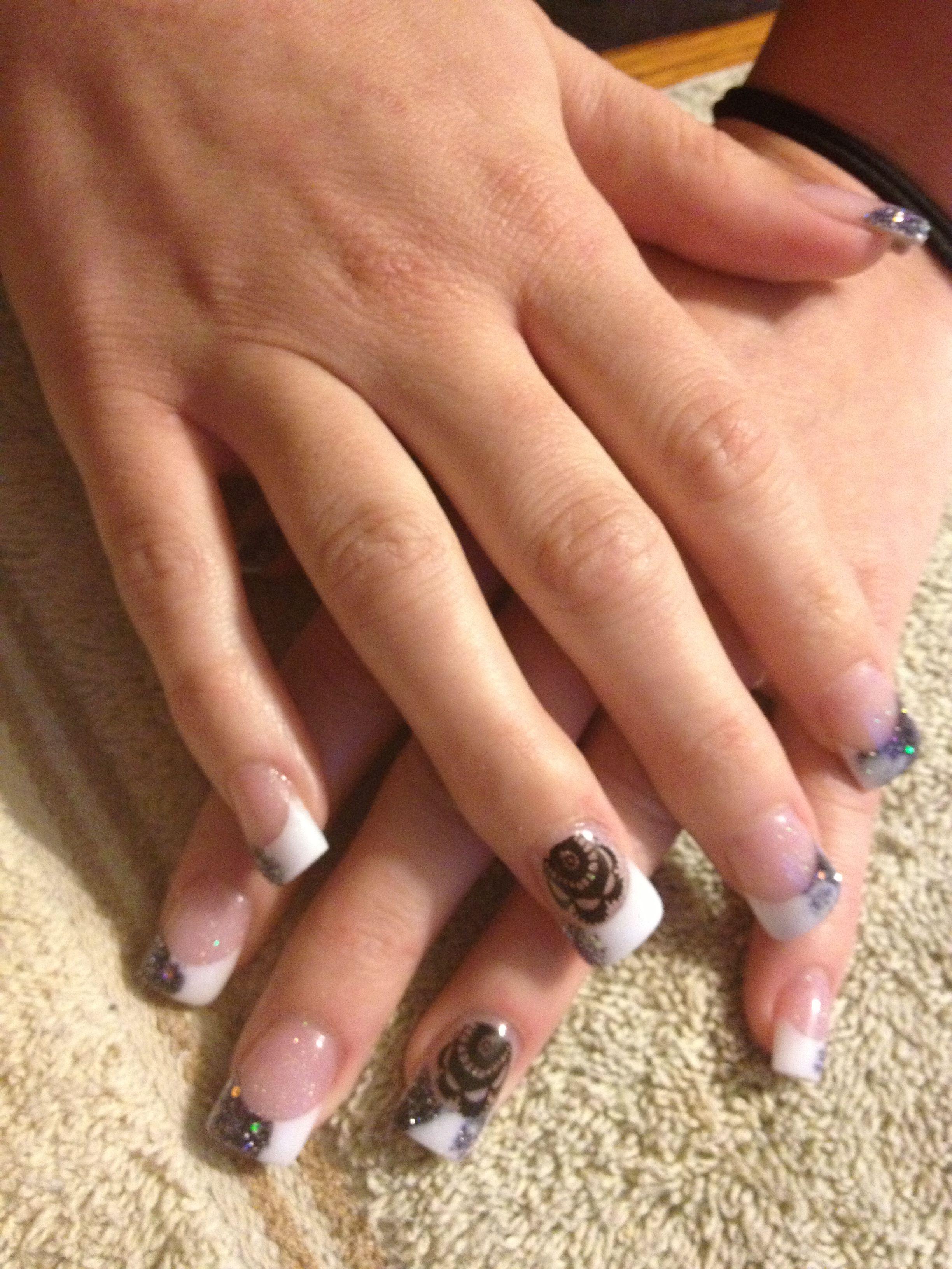 Acrylic Nails Saras Nail Designs Pinterest Nail Art Supplies
