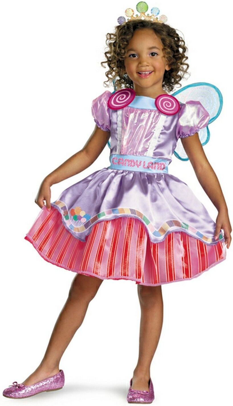 Candyland Costume  Deluxe Halloween Costumes-9517