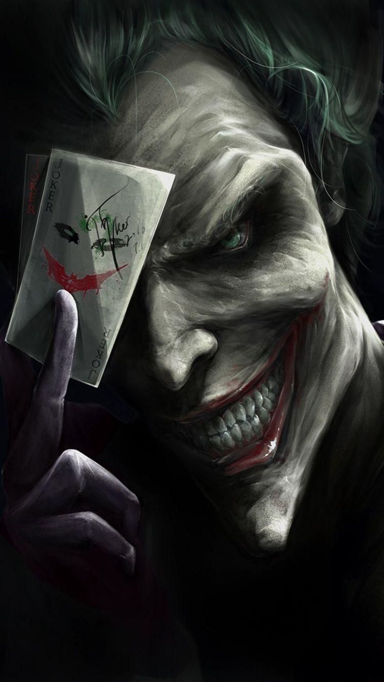 Joker comic ...