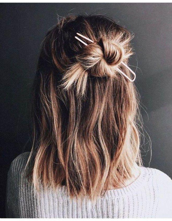 Recogidos para pelo corto: las ideas más creativas para acertar con tus peinados