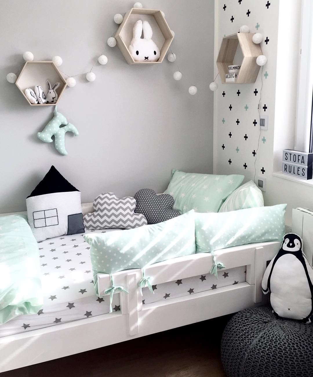 Kids Bedroom Colour Photo Taken By Kmart Home N Bargains On Instagram Pinned Via The