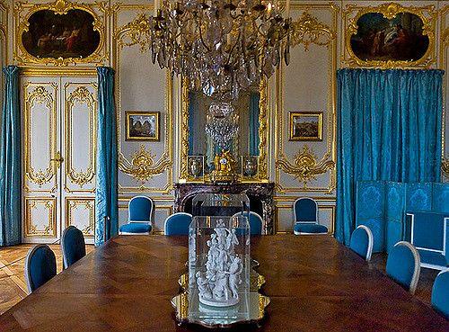 Salle à manger des porcelaines Pinterest Versailles, Classic