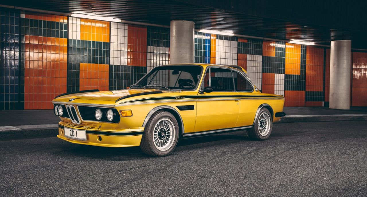 A Gold Rush Of Adrenalin With The Bmw 3 0 Csl Classic Driver