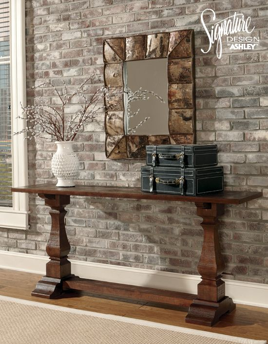 Vennilux Console Table Ashley Furniture Tables Living Room