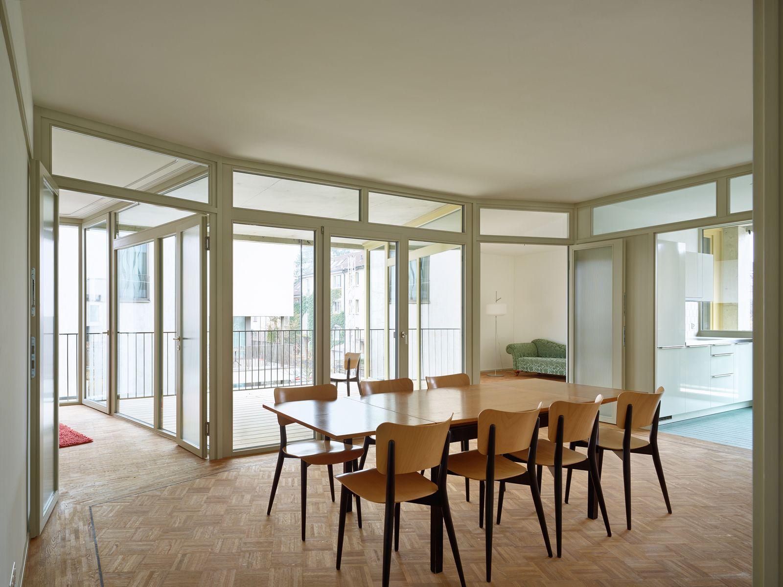 Wohnhuser SchnbergOst Bern  Esch Sintzel Architekten