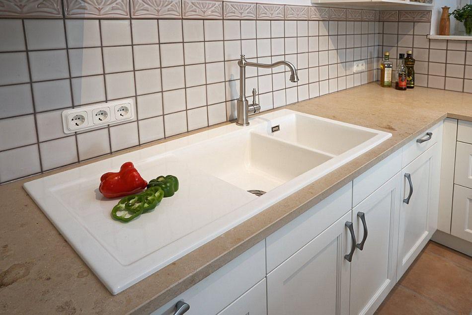 78+ ide tentang spüle küche di pinterest | küchenblock dan e ... - Spülen Küche