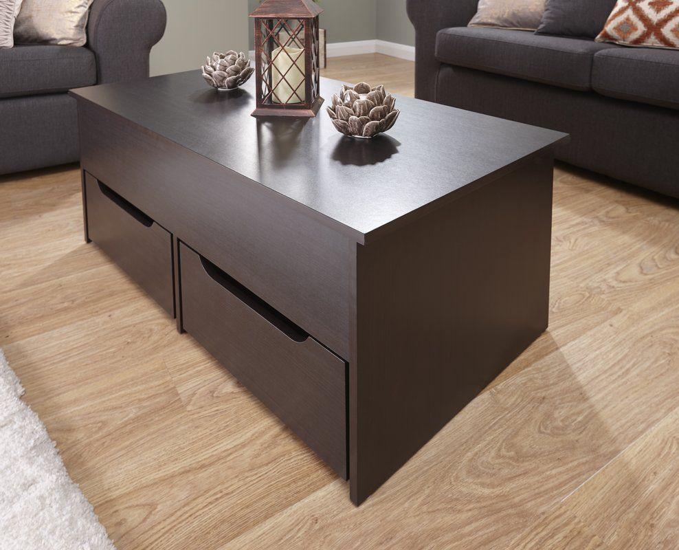 Alycia Lift Top Coffee Table Coffee Table Coffee Table With Storage Lift Top Coffee Table
