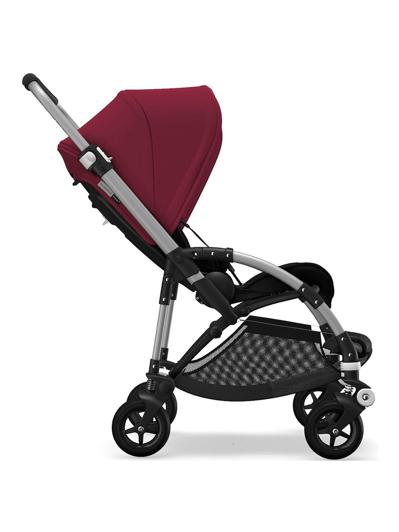 Bee5 Pushchair Ruby Red in 2020 Pushchair, Bugaboo cup