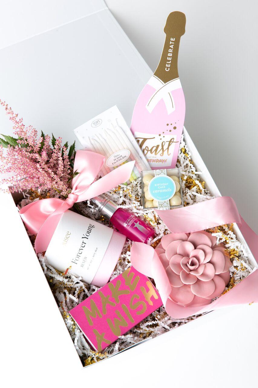 Custom Birthday Gift Box, birthday gift ideas Custom