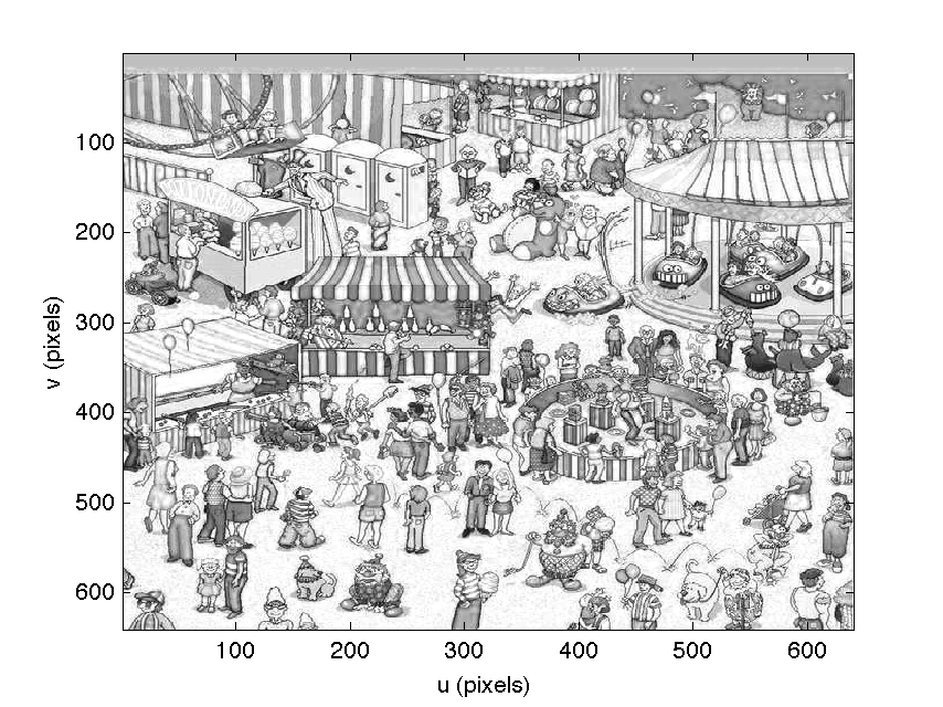 graphic relating to Where's Waldo Printable known as Wheres waldo coloring web pages