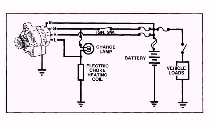 Alternator Wiring Diagram Pdf have some pictures that