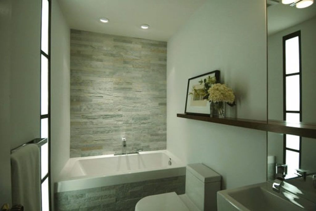 Most Popular Clever Small Bathroom Decorating Ideas 34 Small Bathroom Design Small Bathroom Decor Simple Bathroom