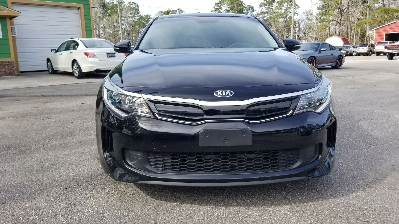 Used 2017 Kia Optima Hybrid Only 32k Miles Wholesale Priced 2020 Is In Stock And For Sale 24carshop Com Kia Optima Kia Gas And Electric