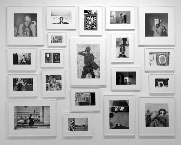 Friedlander grid at Paris Photo