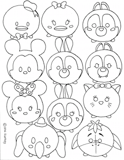 Pin By Gail Nethers On Color Book Pinterest Coloring Pages Tsum