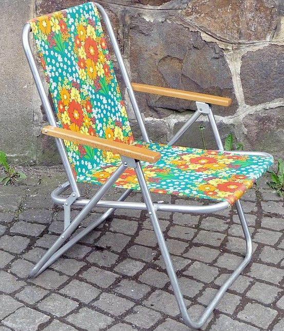 Ddr Alu Klappstuhl Campingstuhl 70er Jahre Folding Chair Chair