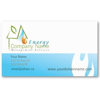 Hvac business card from httpzazzlehvacbusinesscards shop customizable hvac business cards and choose your favorite template from thousands of available designs wajeb Images