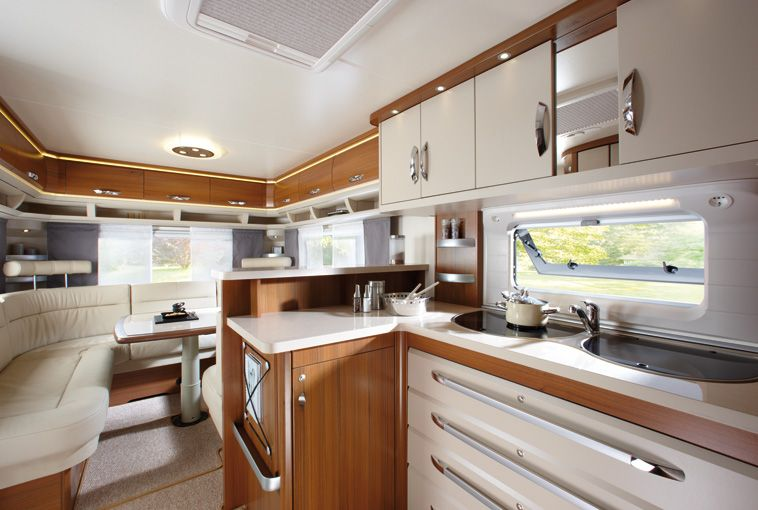 Airstream Eddie Bauer Kitchen Ideas
