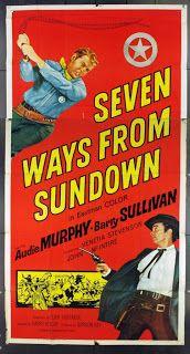 Seven Ways from Sundown /Les sept chemins du couch... http://western-mood.blogspot.fr/2012/12/seven-ways-from-sundown-harry-keller.html#links