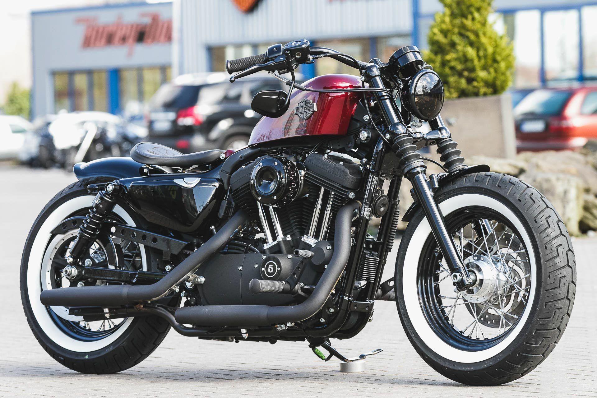 Harley-Davidson Bronx - Harleys erster Streetfighter
