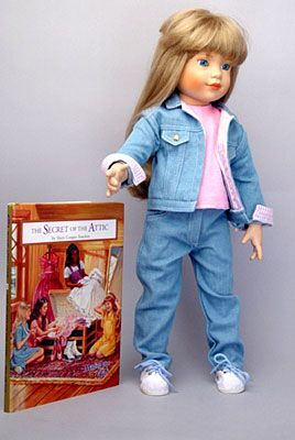 I Found This Magic Attic Doll Allison At The Midland