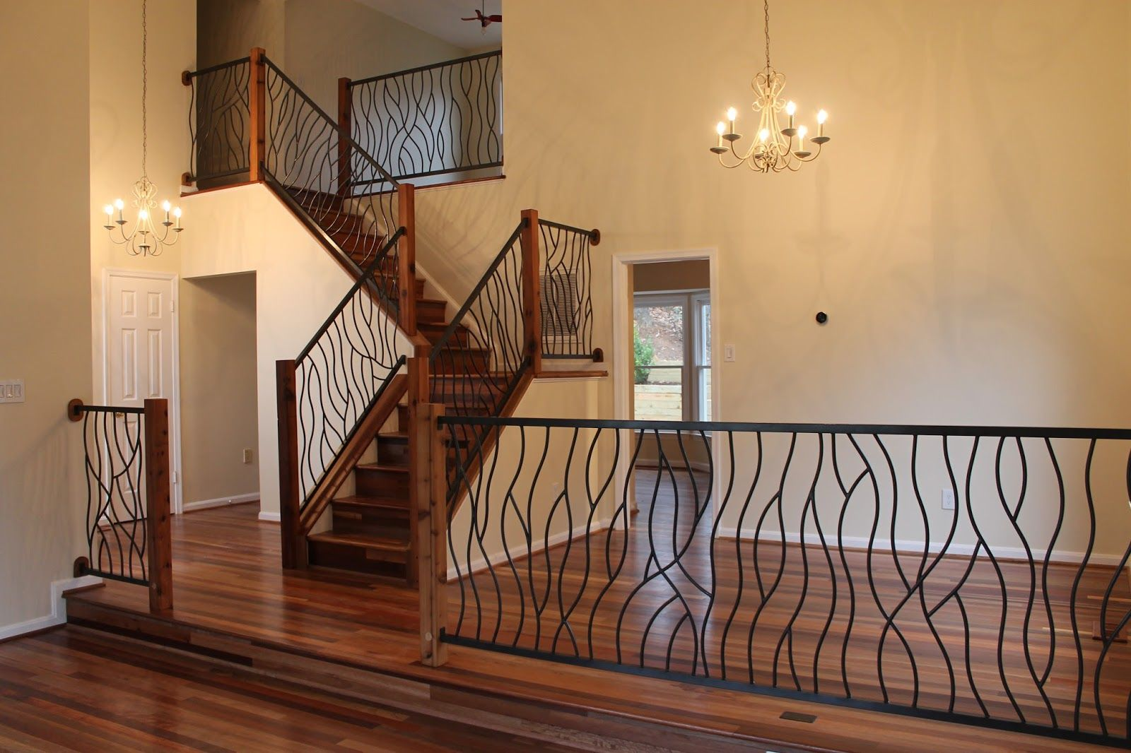 15 Wrought Iron Balusters Design Ideas | Alexander Gruenewald