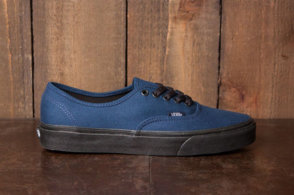 Shoes Old Pack Blueblack Vans Skool amp; Authentic Dress fqg7xC0