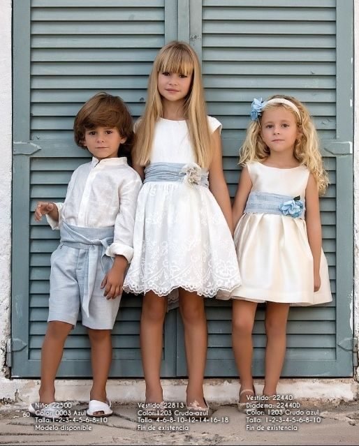 Ceremonia Artesanía Amaya 2017 Para Realizar Tus Compras Entra En Nuestra Tienda Online Www An Vestidos De Arras Niñas Vestido Niña Boda Ropa Niños Boda