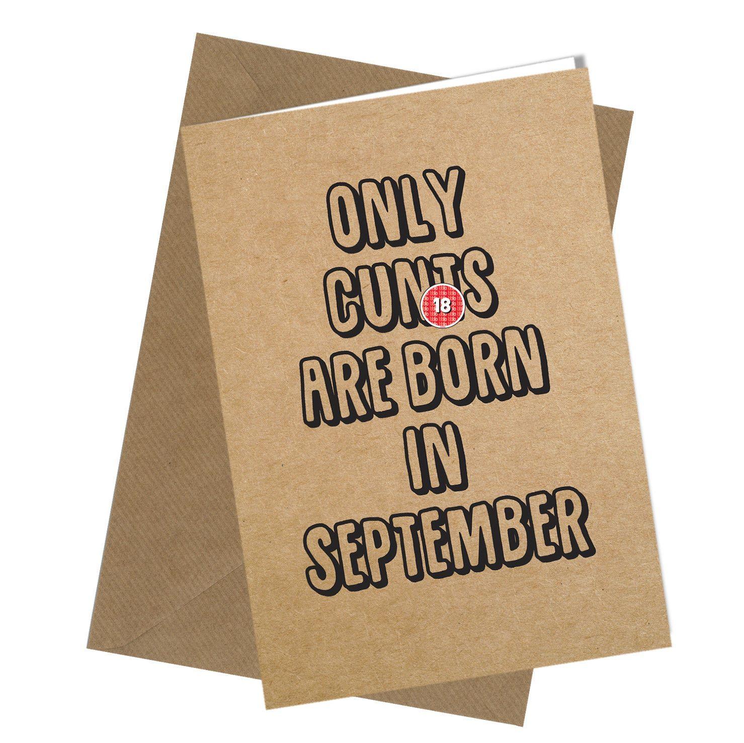 Born In ... - September #318