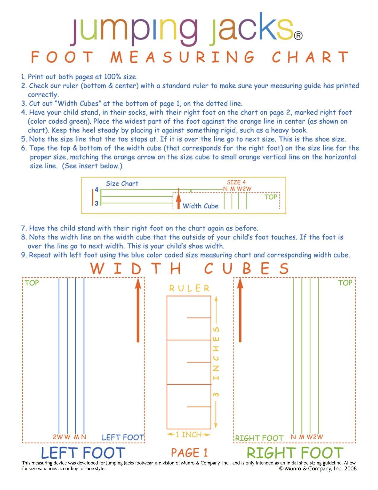 Nike Kids' Shoe Size Guide & Charts.