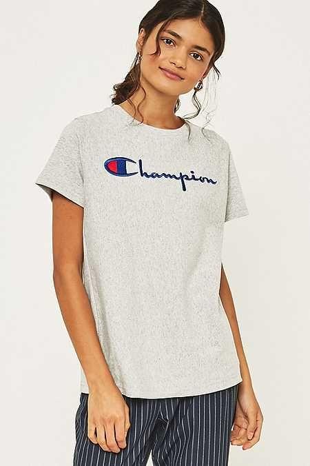 Champion jacke grau damen