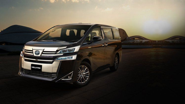 Toyota Vellfire Launched In India Priced At Inr 79 50 Lakh In 2020 Toyota Fuel Cell Electric Vehicle Toyota Alphard