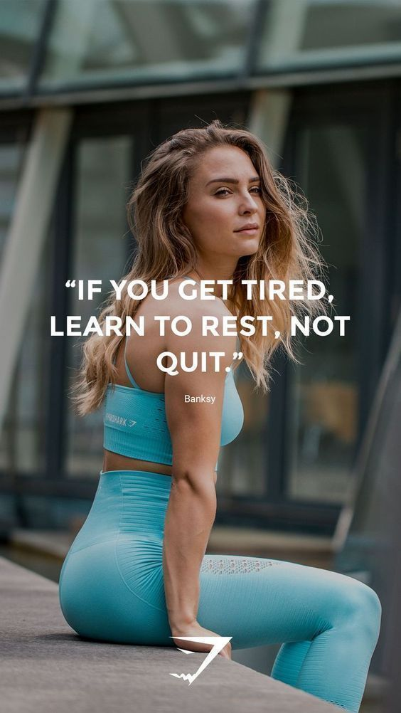 20 Best Female Fitness Motivational Quotes to Boost Your Inspiration #female #fitness #fitnesstraini...