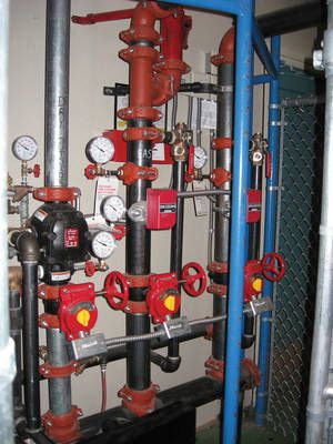 Home Fire Sprinklers Balancing Passive Active Fire Protection Fire Sprinkler System Fire Protection Fire