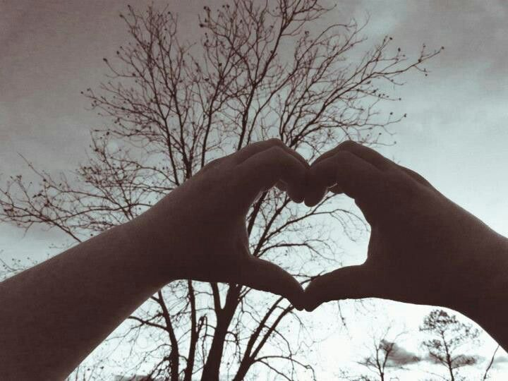 Heathers hands