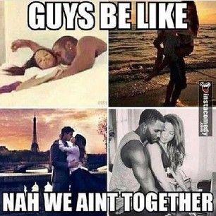 But That Philophobia The Fear Of Love Definitely Is Dudes Be Like Guys Be Like Funny Quotes
