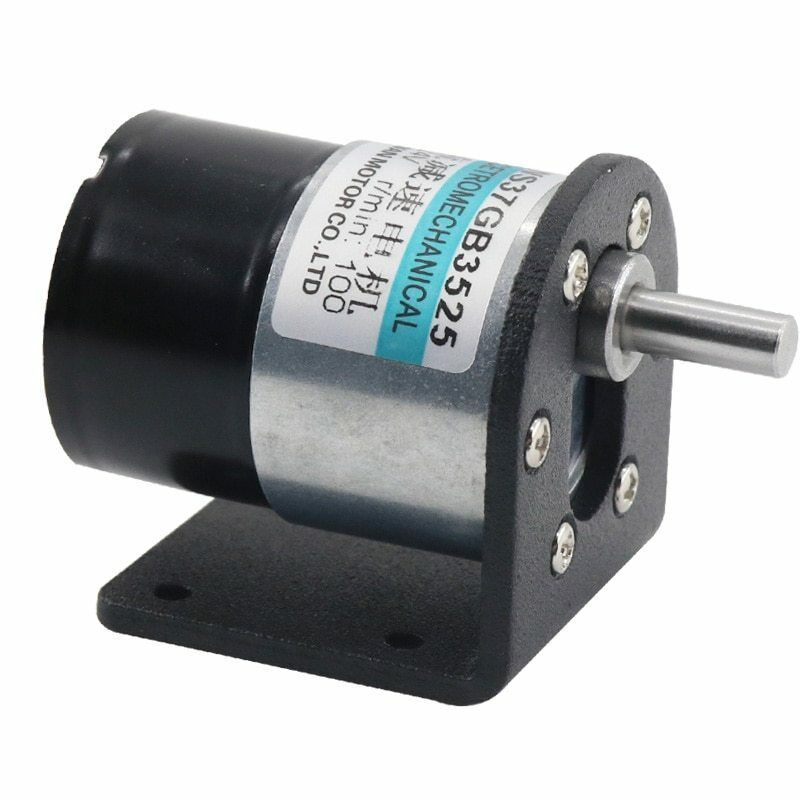 5 600 Rpm 37 Dc Brushless Gear 12v 24v Dc Miniature Speed Control Motor Engine Unbranded Motor Miniatures Electric Bicycle