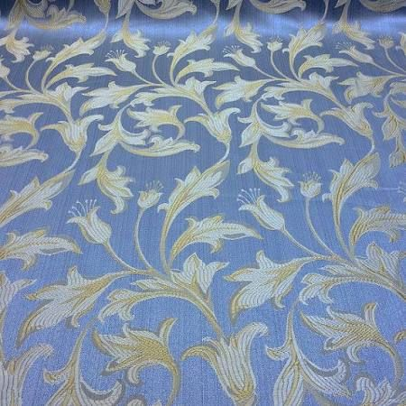 light blue and gold fabric brocade - Google Search | Costume ...