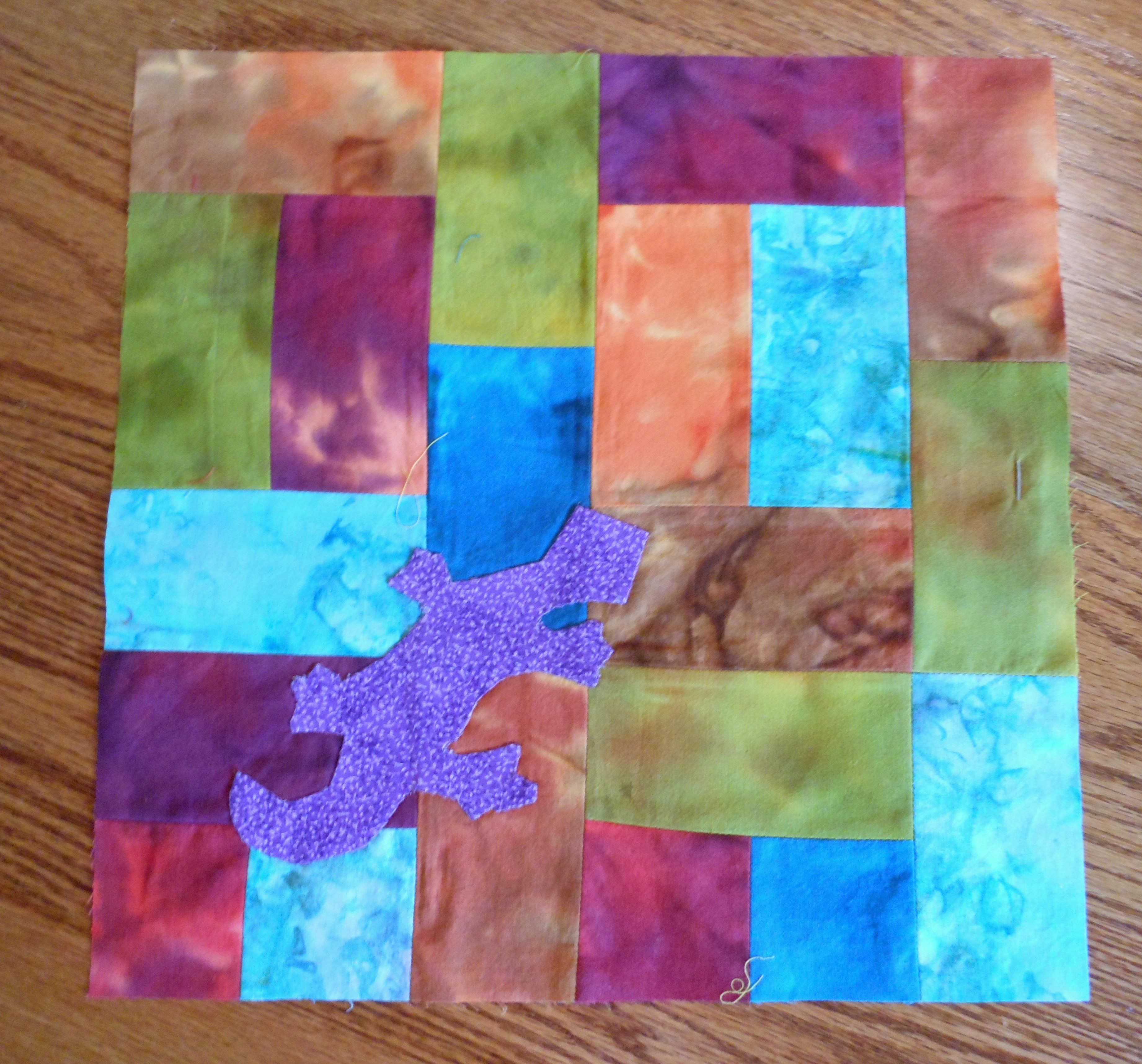 I designed this block called Exit 39. Carmen Pimm Tucker Quilting facebook page.