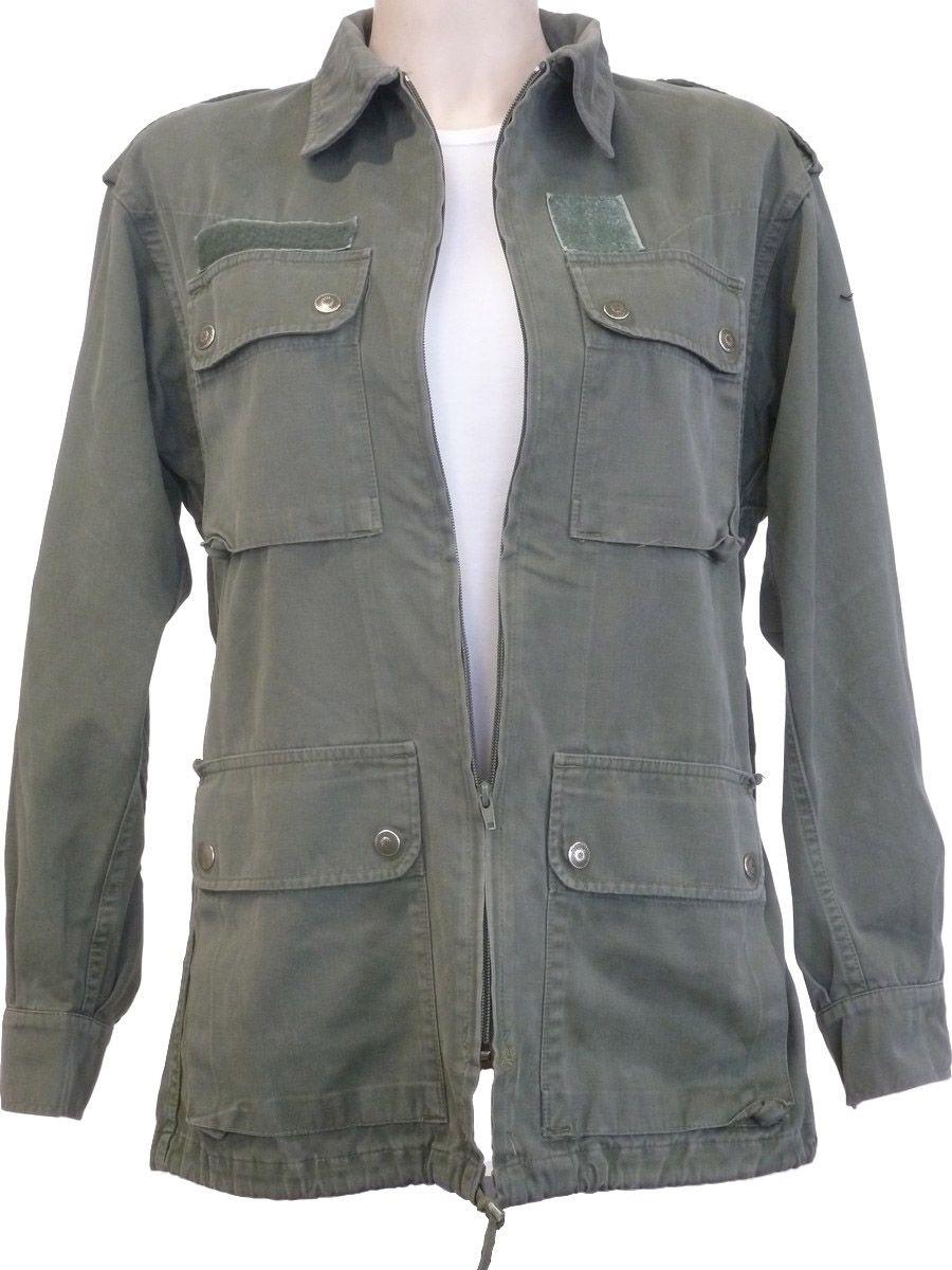 Vente veste militaire femme
