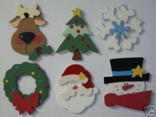 Como Fazer Cartao De Natal Em Eva Artesanato De Natal Para