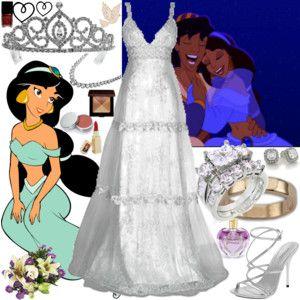36 Disney Wedding - Jasmine && Aladdin | Aladdin | Pinterest ...