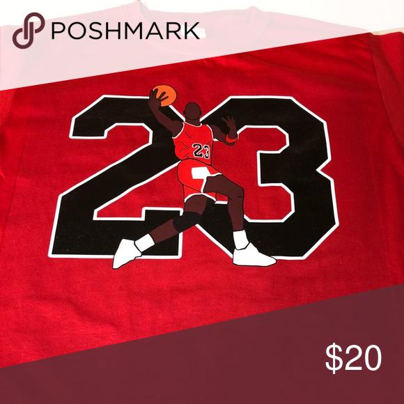 Chicago Bulls Michael Jordan Shirt NWT Michael jordan