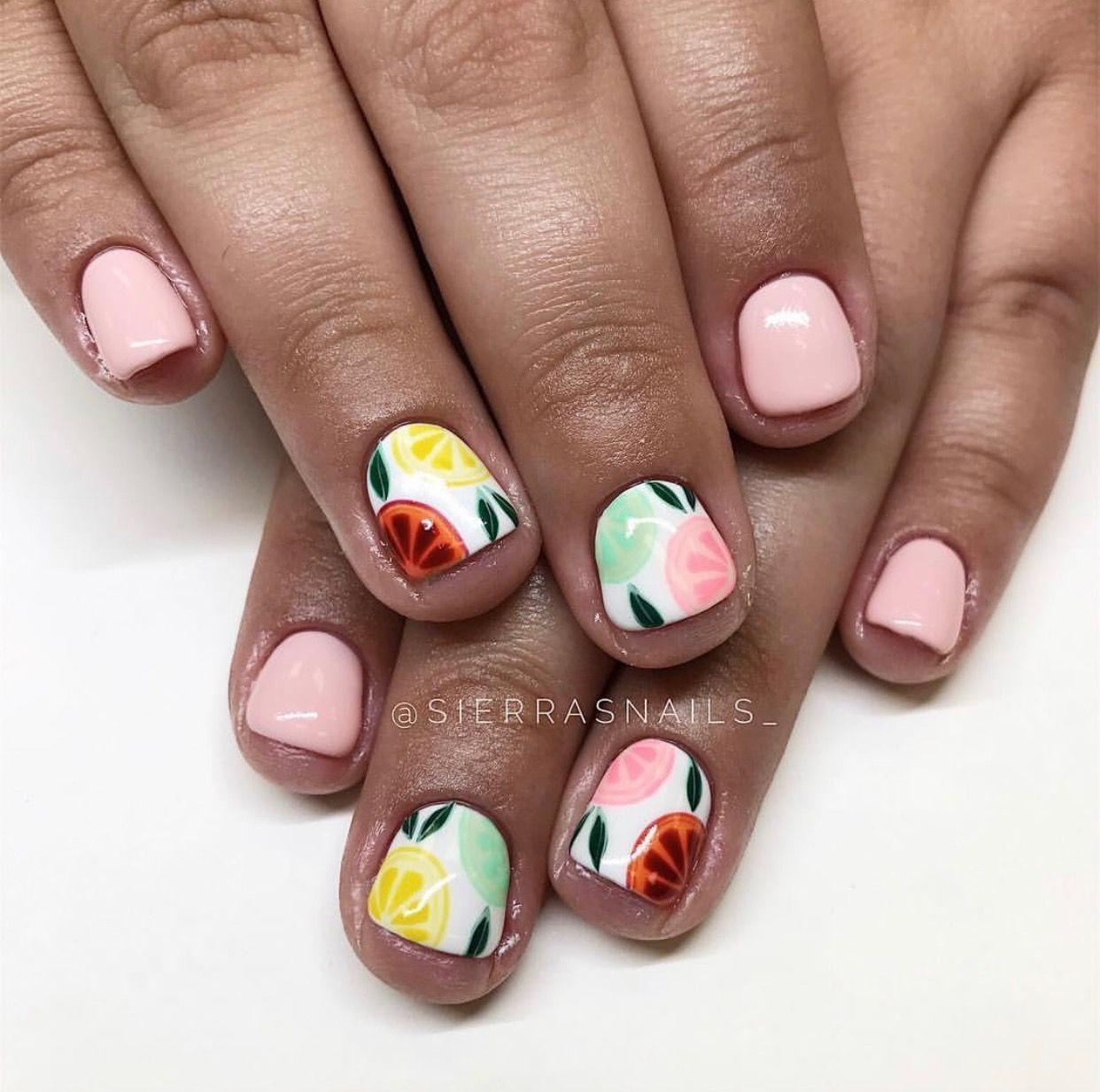 Pin by autumn sexton on nails pinterest manicura uña decoradas