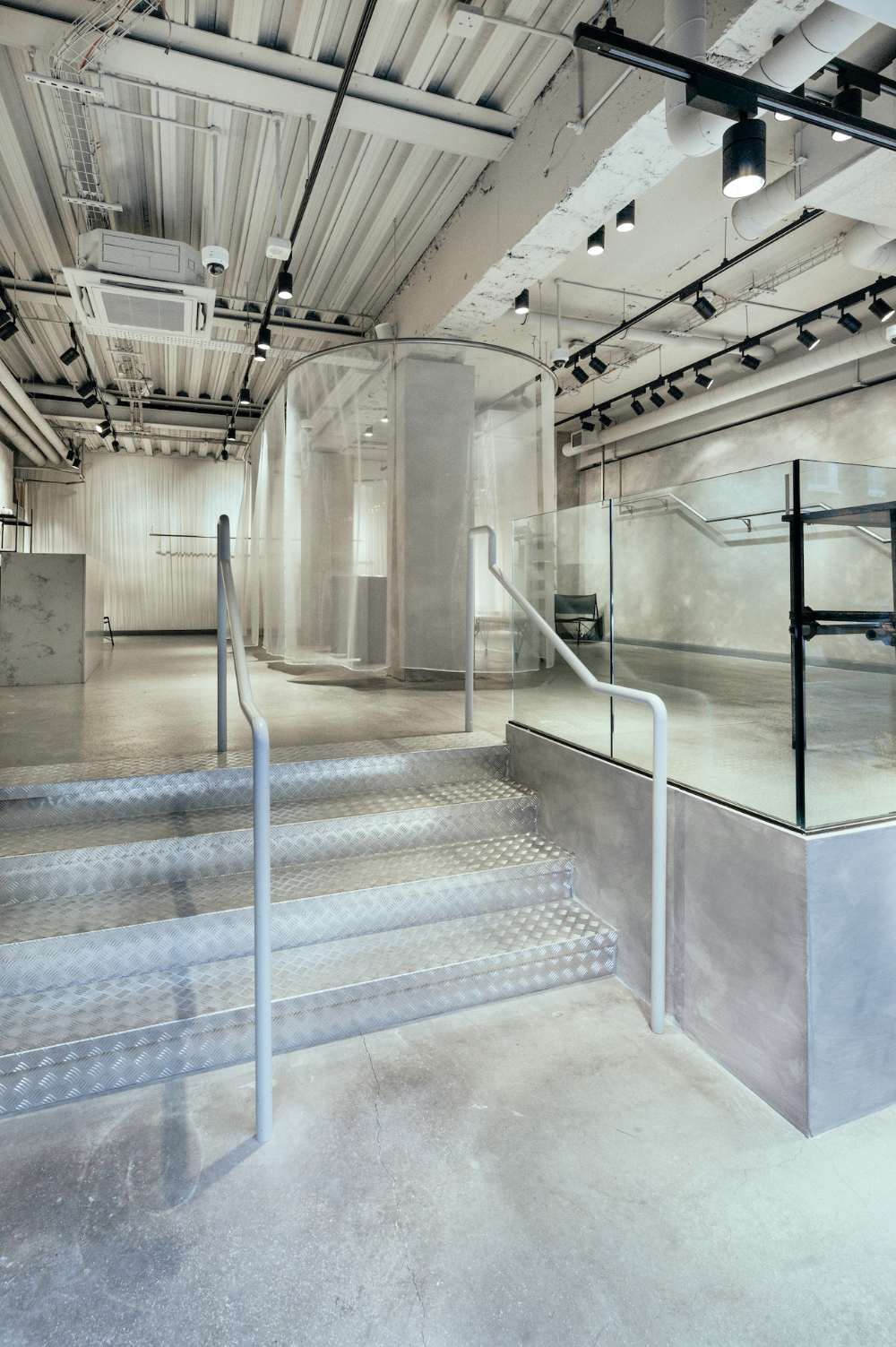 Not Just Another Store In 2020 Retail Space Minimalist Interior Design