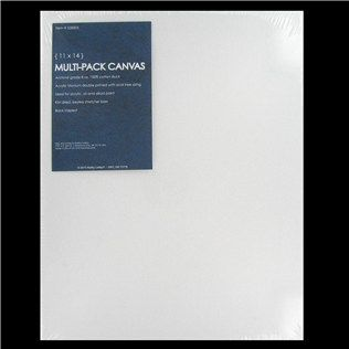 Studio Edge 11 X 14 Stretched Canvas Multi Pack Hobby Lobby
