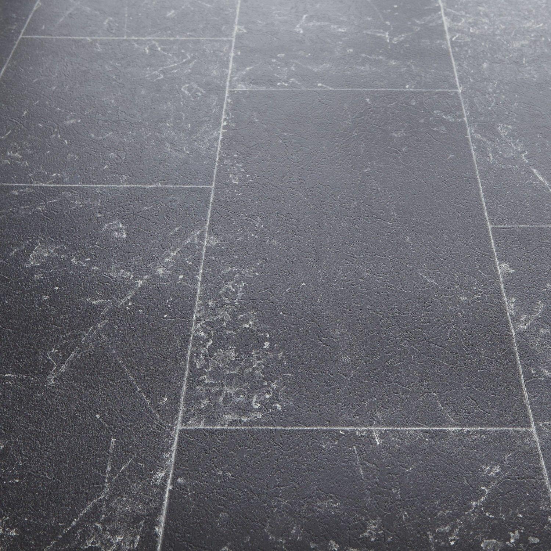 Black Slate Tile Effect Vinyl Flooring Tile Effect Vinyl Flooring Vinyl Flooring Vinyl Flooring Kitchen