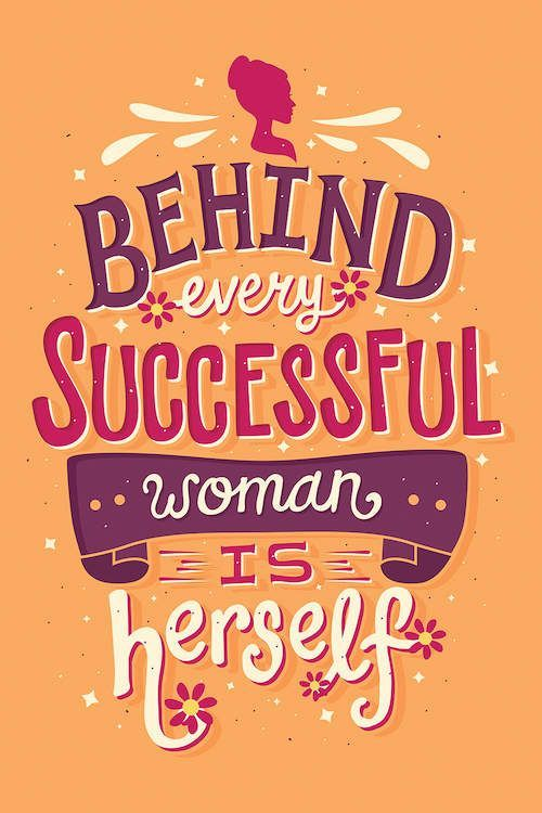 Successful Woman Canvas Art Print by Risa Rodil | iCanvas