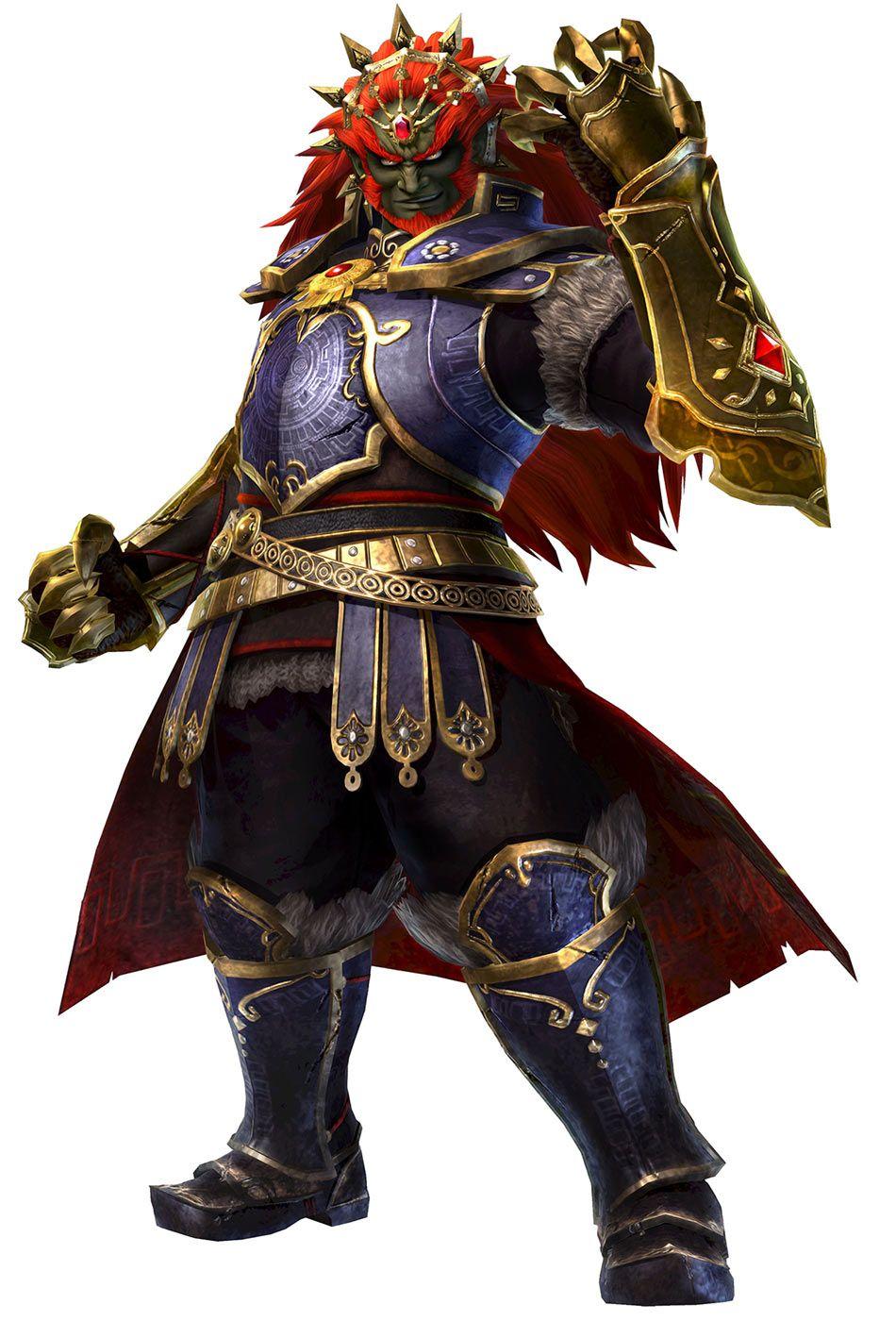 Ganon Characters & Art Hyrule Warriors Art